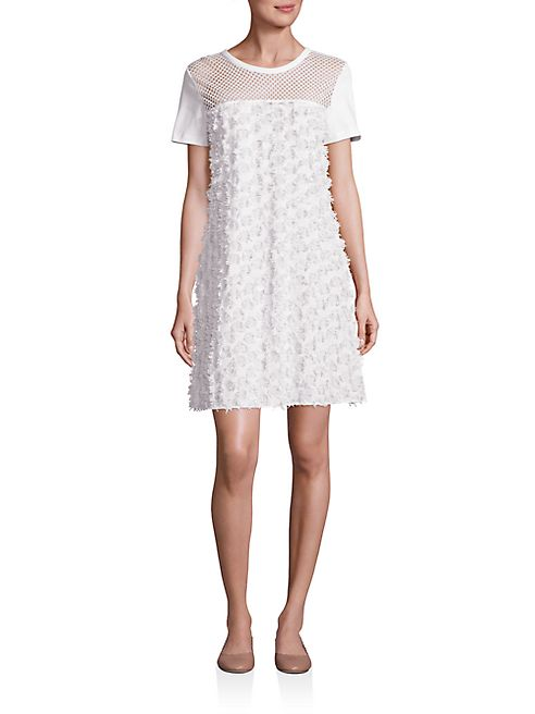 See by Chloé - Short Sleeve Tee Dress