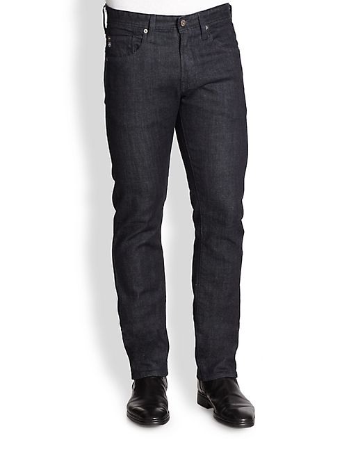 AG - Matchbox Slim-Straight Jeans